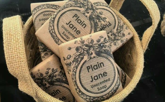 Jezebel Soaps - Plain Jane, London, ON