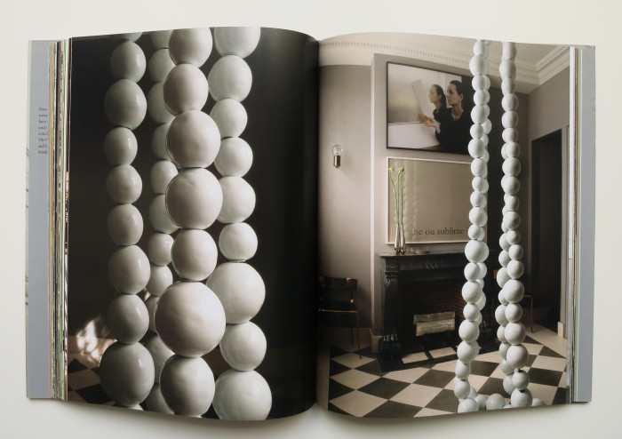 Parisian Interior Decor Book