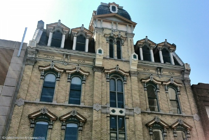 London Mechanics Institute - Heritage Building in London Ontario