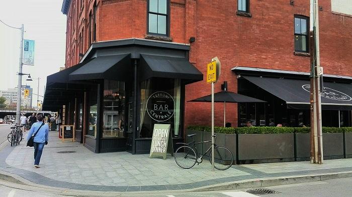 Terroni restaurant Toronto ON