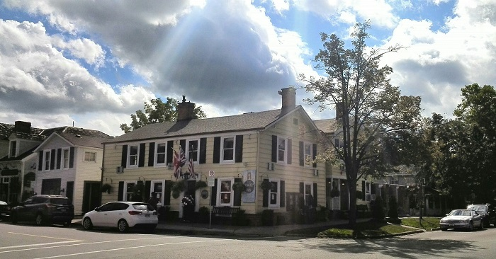 The Olde Angel Inn Niagara on the Lake