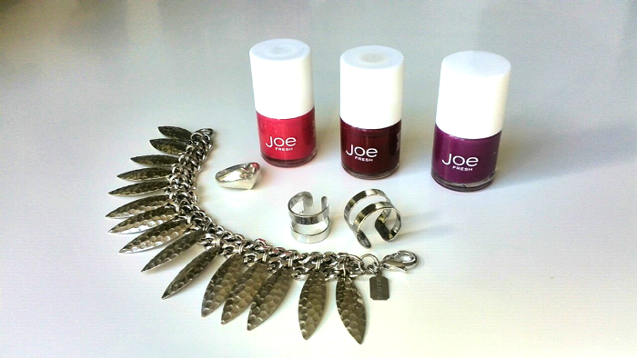 Joe Fresh nail polish for fall