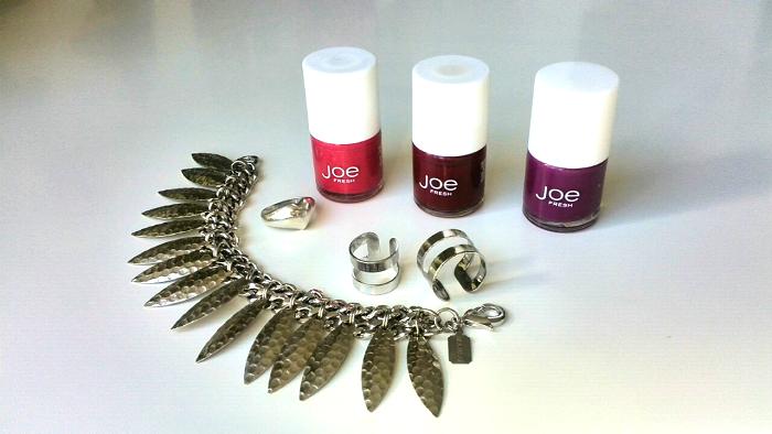 Joe Fresh nail polish for fall
