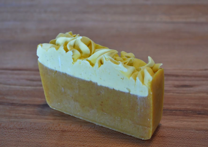 Natural Soap made by Clean Treats - Pumpkin spice flavour