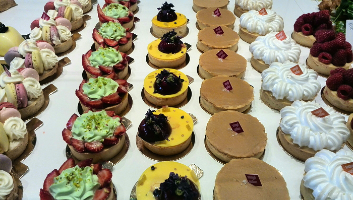 Nadege - French patisseries in Toronto