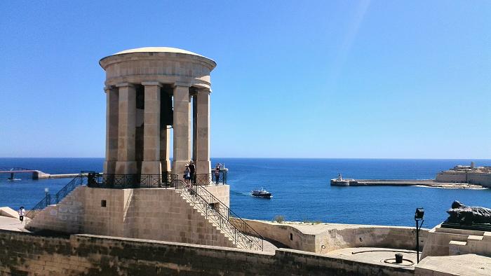 Siege Bell Memorial Valletta
