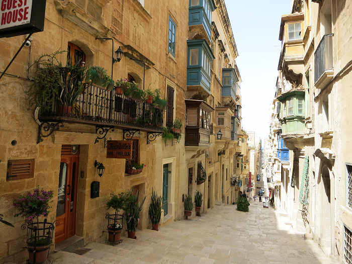 St Paul Street Valletta