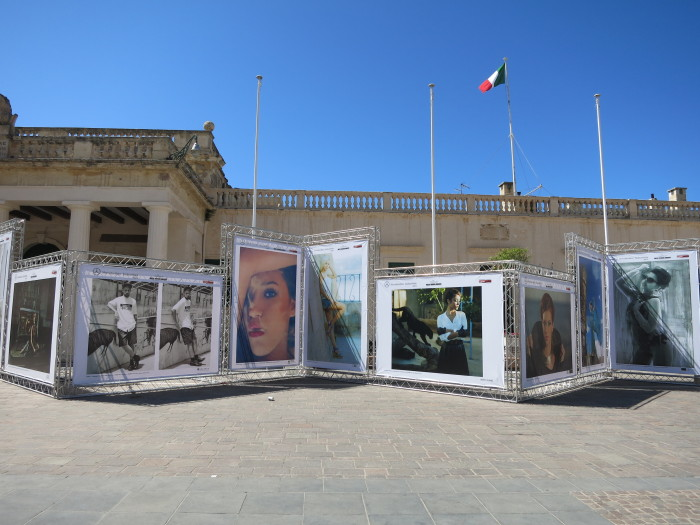Malta Fashion Week Posters Valletta
