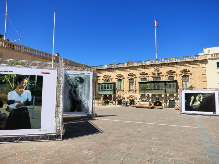 Malta Fashion Week Posters Valletta Malta