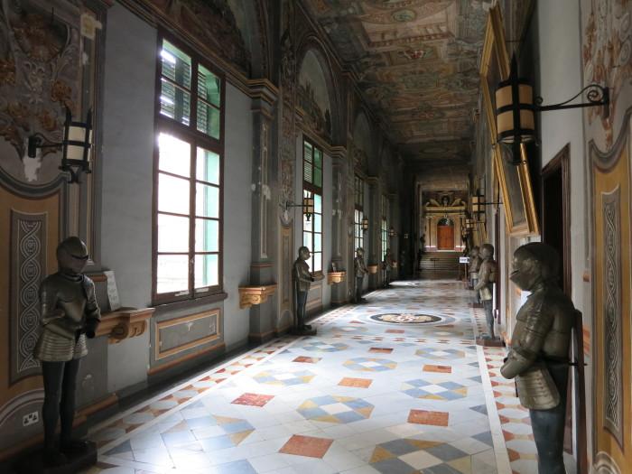 Hall Grandmaster's Palace Valletta