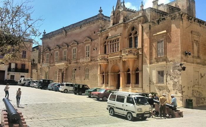 Piazza San Paul Mdina Malta