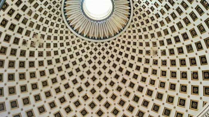 Mosta Dome in Mosta Malta