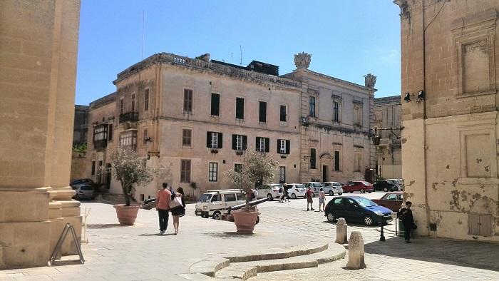 Piazza-San-Paul-Mdina Malta