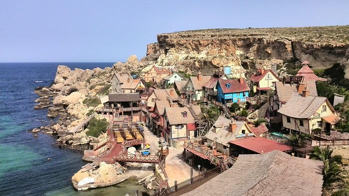Popeyes village Malta
