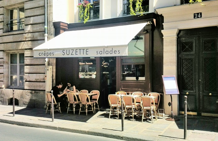 Creperie Suzette Paris