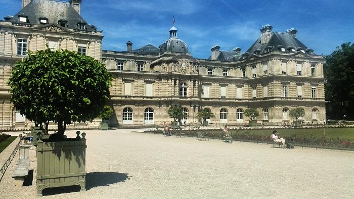 Palace du Luxembourg, Paris