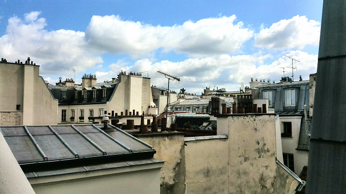 Rooftops of Paris | Cobblestones and Cappuccinos