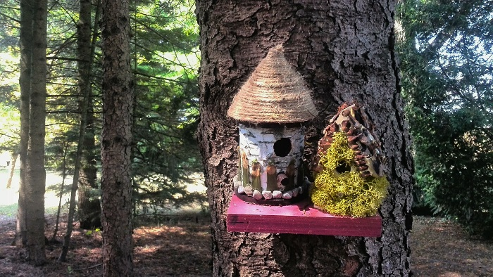 Fairy house, Steed and Company, Sparta