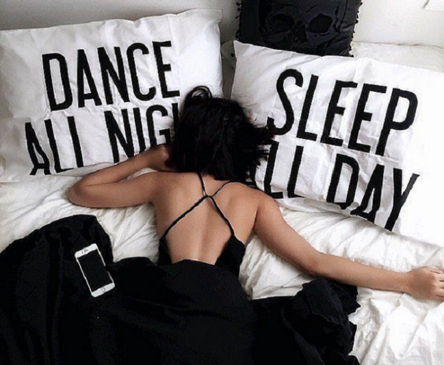 Dance All Night, Sleep All Day