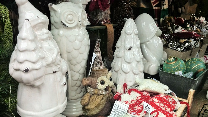 Ceramic gifts, Distillery District, Toronto