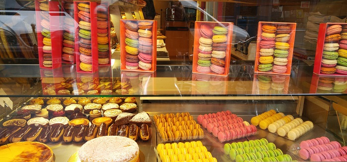 Macarons, Paris, France