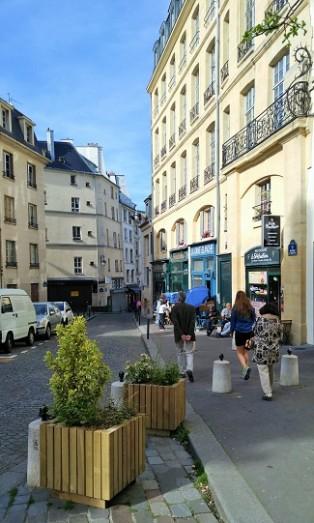 Street, Paris, France
