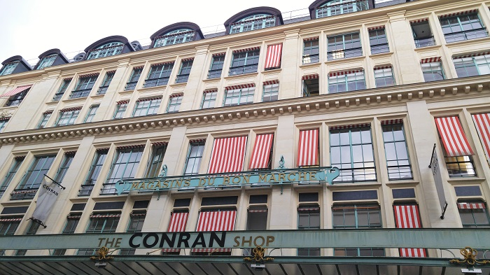 Conran Shop, Bon Marche, Paris, France