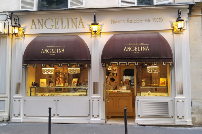 Maison Angelina, Paris, France