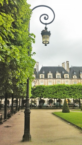 Place des Voges, Paris, France