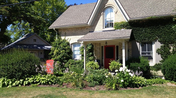 Bed and Breakfast, Bayfield Ontario