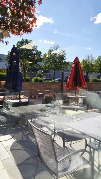 Patio, Revive Kitchen, London Ontario