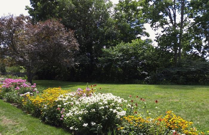Front Garden, Eldon House, London, Ontario