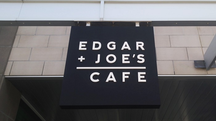 Edgar and Joe's Cafe Sign | London, ON