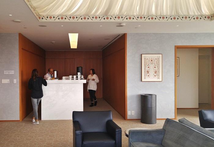 Member's Lounge, Aga Khan Museum, Toronto