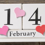 February 14, Valentine's Day