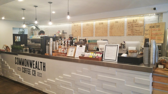 Commonwealth Coffee, London Ontario