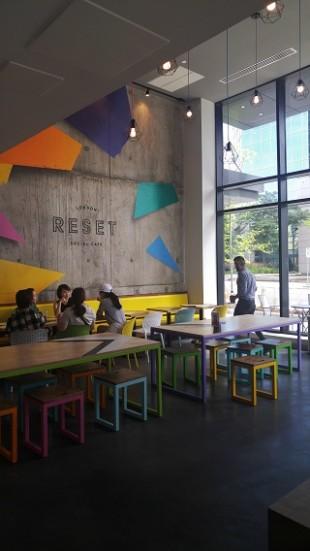 Reset Social Cafe, London Ontario